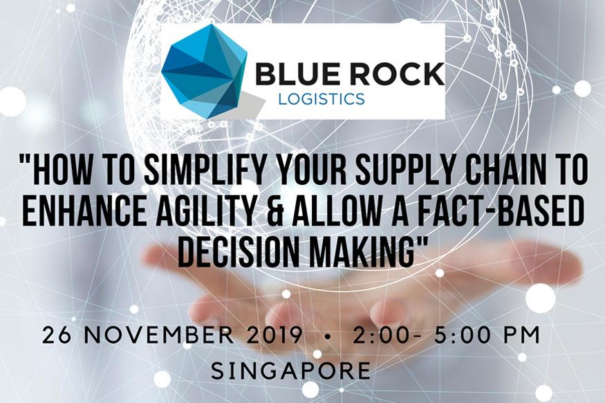 Bluerock logistics